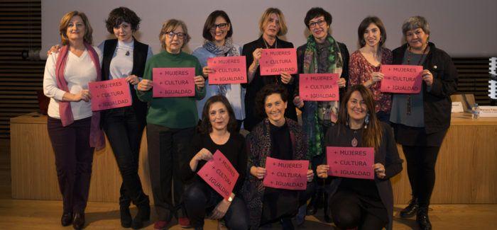 Mujeres profesionales de la cultura firman la 'Declaración de Madrid'