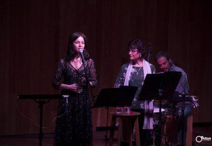 Poemúsica con Cristina y Ángeles Mora