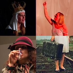 Teatro Mujeres en cuatro actos