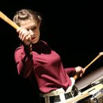 Nerea Vera percusionista