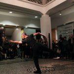 METAMORPHOSIS DANCE COMPANY (IRATXE ANSA & IGOR BACOVICH) Diálogos en el espacio
