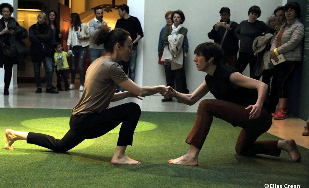 Begoña Quiñones y Verónica Garzón | Pacto