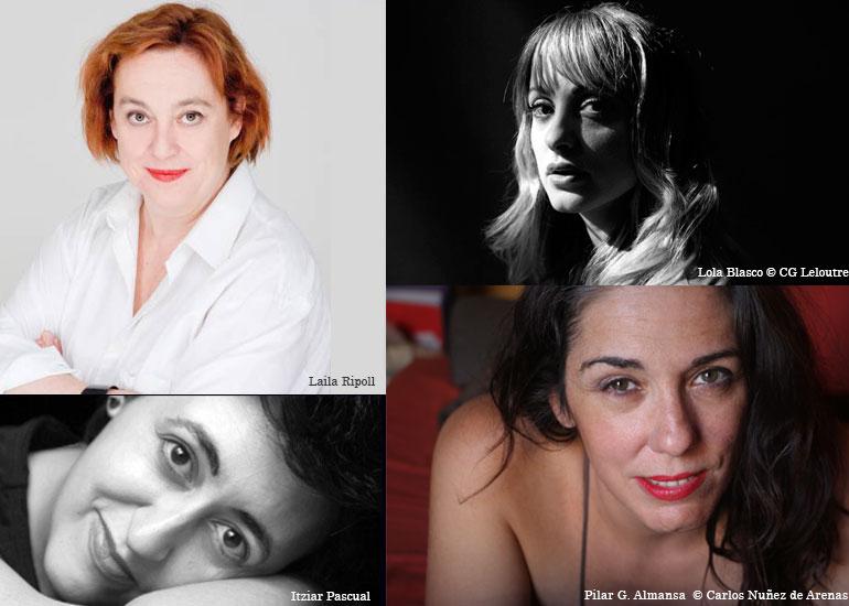 Debate encuentro con dramaturgas